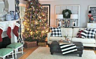 traditional christmas home tour merrychristmashometour, christmas decorations, home decor, seasonal holiday decor