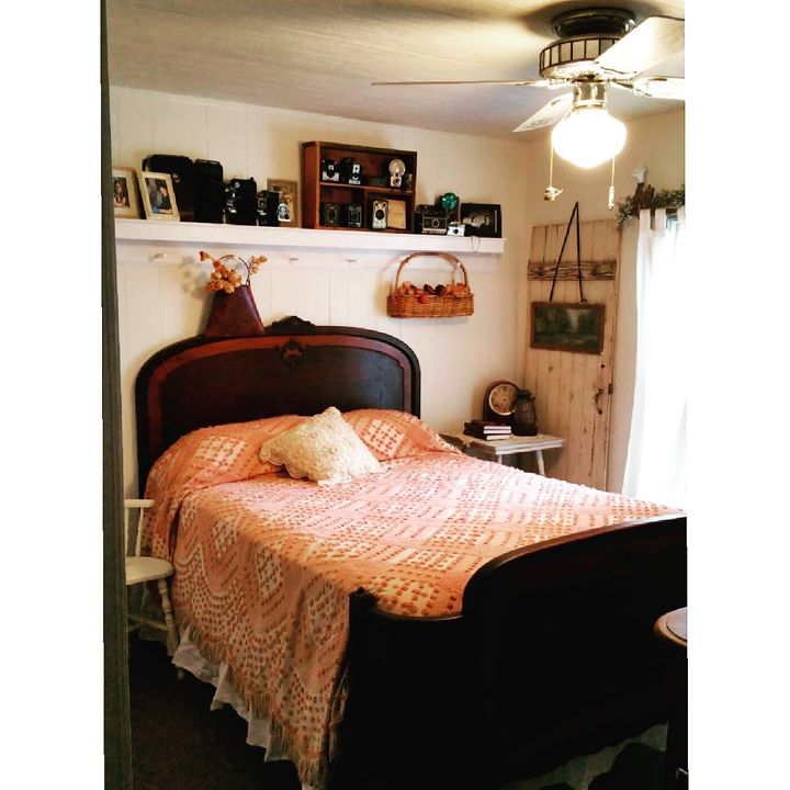 Mobile Home Decorating Ideas: Updated Mobile Home Post