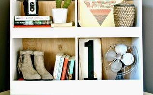 home depot monthly gift challenge bookshelf knock off, home decor, shelving ideas, storage ideas