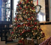 a winter woodland christmas, christmas decorations, home decor, seasonal holiday decor