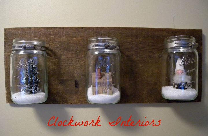 DIY Mason Jar Wall Sconce | Hometalk