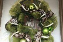 easy wreath that looks fabulous, christmas decorations, crafts, seasonal holiday decor, wreaths