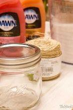 hand scrub dawn dish soap and sugar, crafts