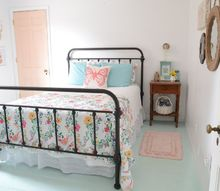 girl room reveal simple and sweet, bedroom ideas, home decor