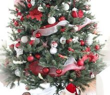 farmhouse christmas home tour, christmas decorations, home decor, seasonal holiday decor