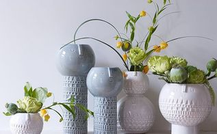 diy decor vases, crafts