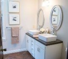 bathroom renovation remodel, bathroom ideas, flooring, home improvement, tiling