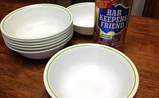 how to clean corelle dishes, cleaning tips