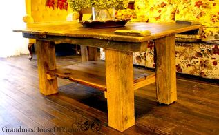 coffee table from repurposed door, doors, repurposing upcycling, woodworking projects