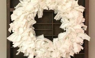 wreaths seasonal repurposed winter sweater, christmas decorations, crafts, repurposing upcycling, seasonal holiday decor, wreaths