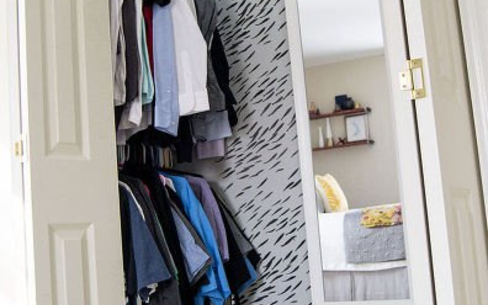 s the best organizing ideas of 2015 that you should do this year too, organizing, Making Better Use of Your Closet