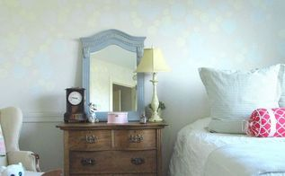 how to paint bubbles on the wall, bedroom ideas, how to, painting, wall decor