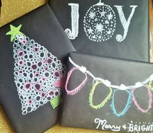 creative gift wrapping, christmas decorations, crafts, seasonal holiday decor