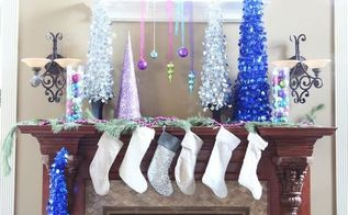 our holiday home part 2, christmas decorations, home decor, seasonal holiday decor
