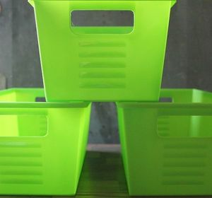 s here are 10 genius organizing ideas using dollar store bins baskets, organizing, storage ideas