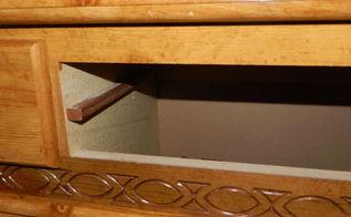 q remove parts glued onto a piece of furniture, furniture repair, painted furniture