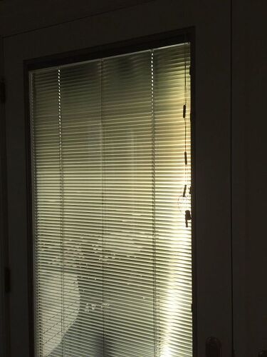 Pella Window With Blinds In Between Glass