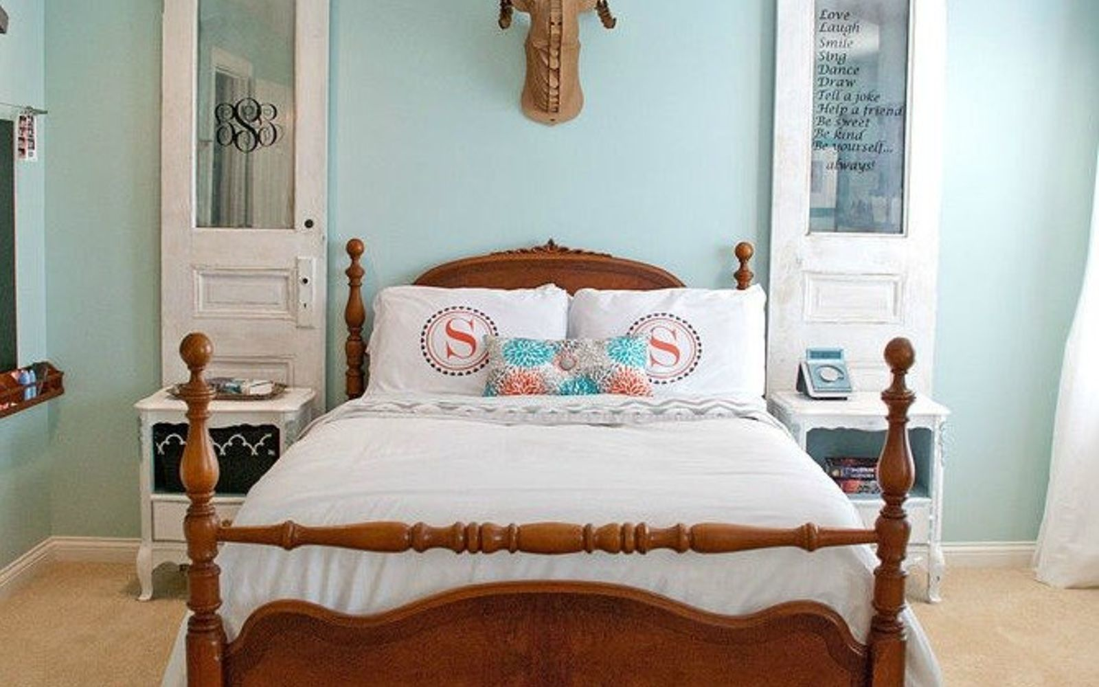 s 10 awesome paint colors to try in 2016, bedroom ideas, home decor, paint colors, Galt Blue Benjamin Moore