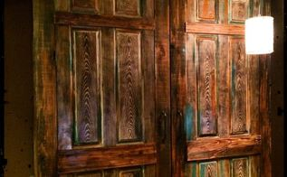 barn doors for a pantry closet unicornspitstain, closet, doors, painting