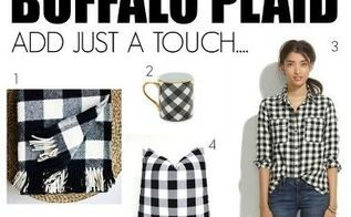 love the look black white buffalo plaid decor, bedroom ideas, home decor, living room ideas