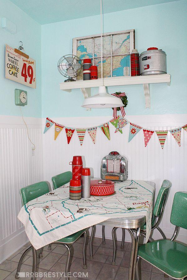 Applying 16 Bright Kitchen Paint Colors: DIY Vintage Farmhouse Kitchen Remodel