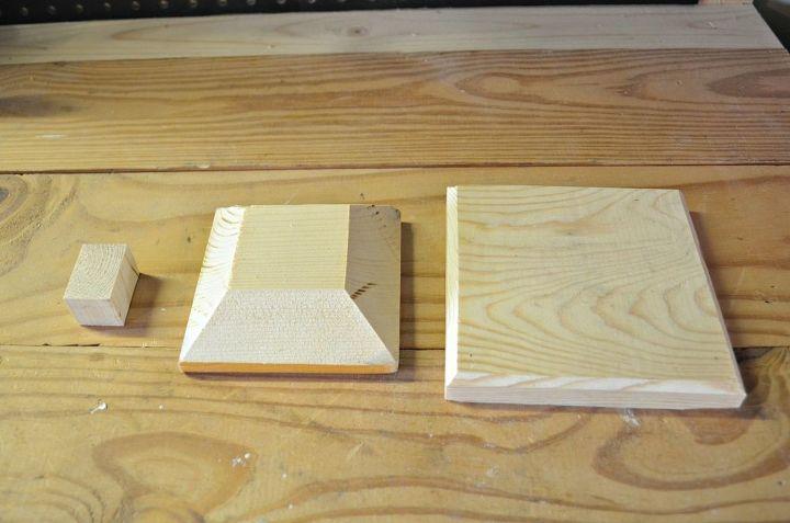 a great way to get rid of scrap wood diy rustic wood
