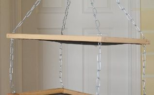 diy drying rack, how to, shelving ideas, woodworking projects