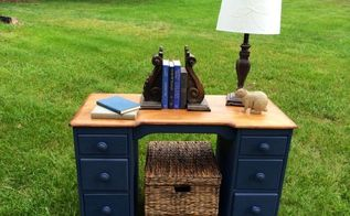 first experience with homemade chalk paint, chalk paint, painted furniture
