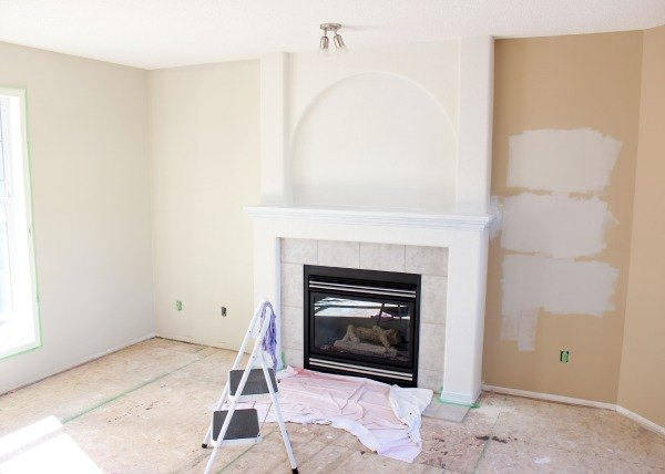 Freshen Up Your Living Room With Paint | Hometalk
