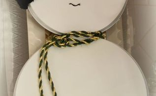let s build a snowman, crafts, seasonal holiday decor