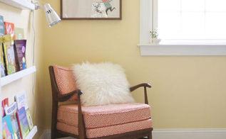 modern nursery reveal decor mid century, bedroom ideas, diy, home decor, shelving ideas