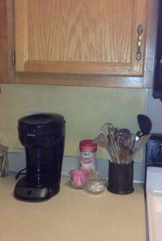 kitchen update, home decor, kitchen backsplash, kitchen design, My kitchen before