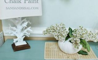 painting with chalk paint, chalk paint, painted furniture, Painting with Chalk Paint
