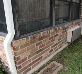 I Need Recommendations On The Best Exterior Sealant For Our Brick Pati |  Hometalk