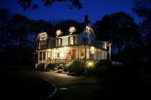 proper landscape lighting, landscape, lighting, Dormer Lighting