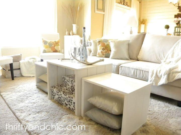Diy Living Room A Diy Coffee Inspiring Living Room