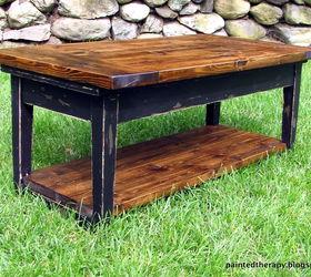repurposed coffee table ideas