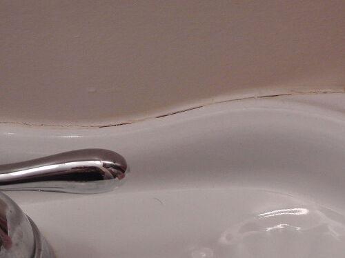 How To Replace Caulk Around A Pedestal Sink Hometalk