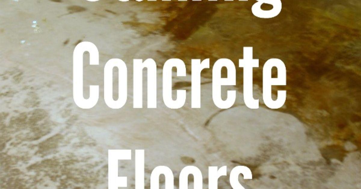 concrete flooring staining etching concrete masonry flooring painting