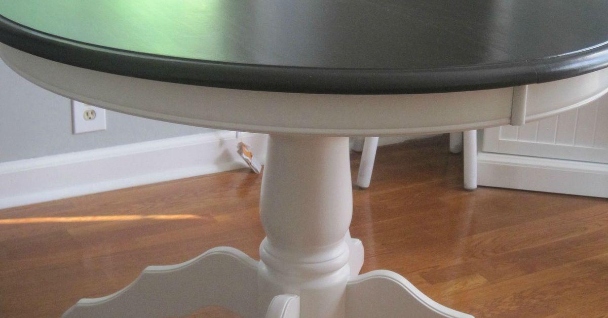 Craigslist Dining Table Makeover Tutorial