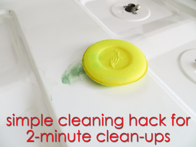 Quick Cleaning Hack With Turtle Wax For 2 Kitchen Stove