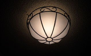 from flower planter to dining room light, lighting, repurposing upcycling, flower planter to light fixture