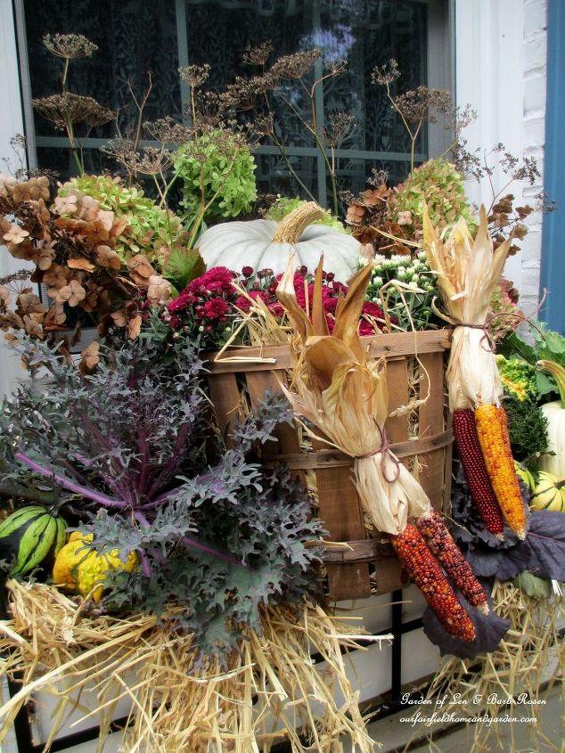Fall Outdoor Decor Our Fairfield Home And Garden Hometalk
