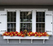 woodworking made board and batten shutters, curb appeal, diy, windows, woodworking projects
