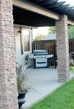 diy patio and backyard transformation, curb appeal, outdoor living, patio