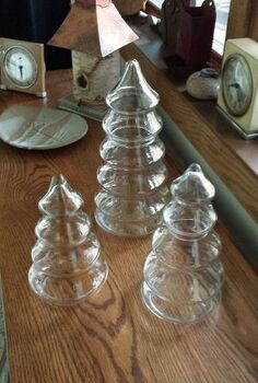 crafts mercury glass tree, christmas decorations, crafts, repurposing upcycling, seasonal holiday decor