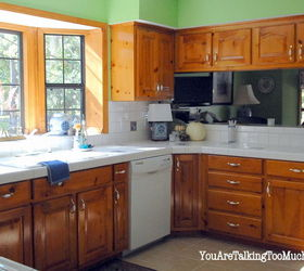Do I Paint My Kitchen Cabinets I Need Your Opinion, Kitchen Cabinets,  Kitchen Design