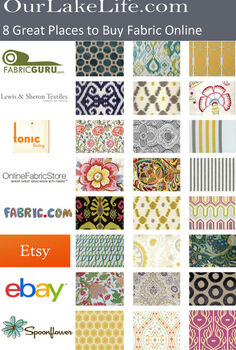 8 fantastic places to buy fabric online, crafts, 8 Fantastic Places to Buy Fabric Online