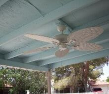 paint patio cover, outdoor living, painting, patio, New sky blue