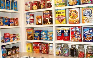 4 rules to a perfectly organized pantry, closet, how to, organizing, shelving ideas